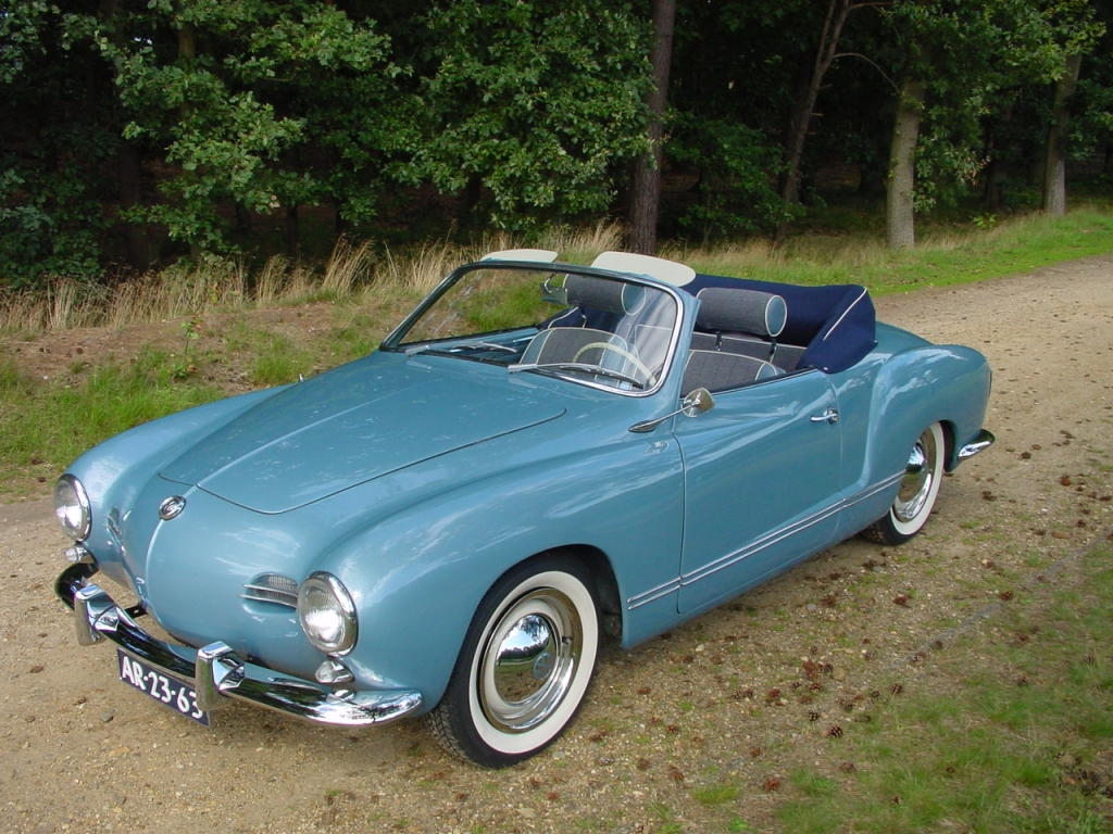 Id 395 karmann ghia 1958 convertible